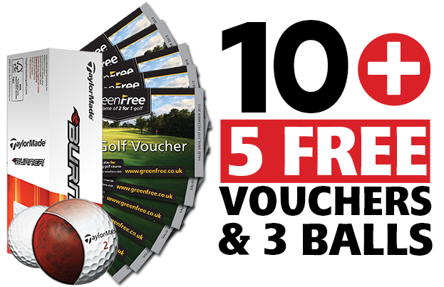 Fathers Day Offer 2 - 10 Greenfree Voucher Pack