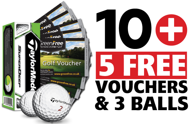 Christmas Offer 2 - 10 Greenfree Voucher Pack