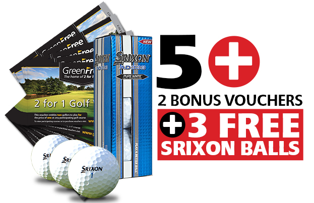 Golf Monthly Offer 1