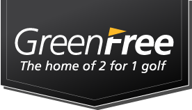 GreenFree, The home of 2 for 1 golf