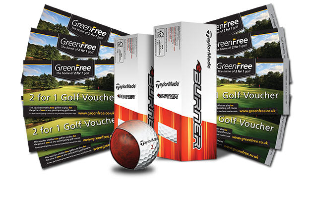Exclusive Golf Monthly Offer 2